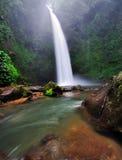 Cascata in Bali, Indonesia Fotografia Stock