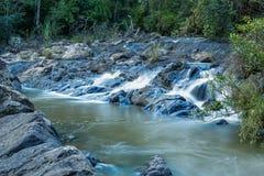 Cascata a Chaiyaphum, Tailandia 7 Fotografie Stock Libere da Diritti