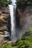 Cascata Conde Deu в Sumidouro, Рио-де-Жанейро, Бразилии Стоковая Фотография