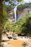 Cascata Conde Deu in Sumidouro, Rio de Janeiro, Brazilië Stock Foto's