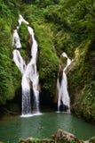 cascata in Cuba fotografia stock