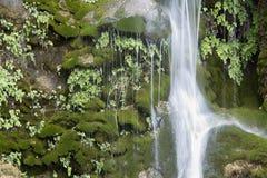 Cascata del ¡ n de Bogarra di Batà fotografie stock libere da diritti