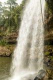 Cascata del BLANCA di Cascada vicino a Matagalpa, Nicaragua Fotografia Stock Libera da Diritti