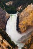 Cascata del canyon Fotografia Stock