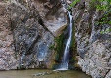 Cascata del canyon di Eaton Fotografie Stock Libere da Diritti