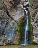 Cascata del canyon di Eaton Fotografia Stock