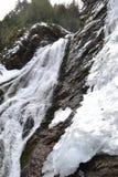 """cascata del  di Miresei†del """"Valul, Romania Immagine Stock"""