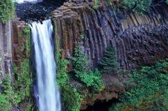 Cascata dell'Oregon Fotografie Stock Libere da Diritti
