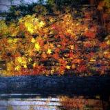 Cascata dell'oro Immagini Stock