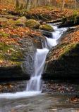 Cascata della cascata Fotografia Stock