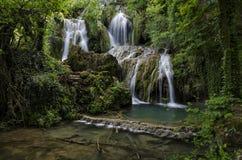 Cascata della cascata Immagini Stock Libere da Diritti