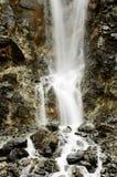 Cascata della roccia Fotografie Stock