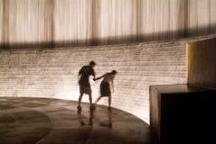Cascata della torretta del Williams Fotografia Stock