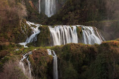 Cascata delle Marmore, Umbria, Italy. Stock Photo