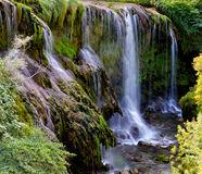 Cascata Delle Marmore waterfalls Royalty Free Stock Photography