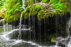 Cascata di Bigar Immagini Stock