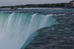 Cascata di cascate del Niagara Fotografie Stock Libere da Diritti