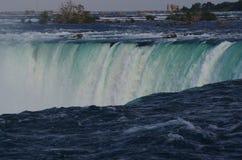 Cascata di cascate del Niagara Fotografia Stock
