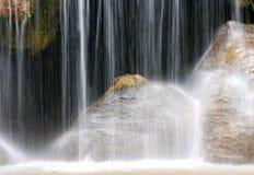 Cascata di Erawan Fotografie Stock