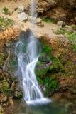 Cascata di estate vicino a Lillafured fotografie stock libere da diritti