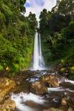 Cascata di Gitgit - isola Indonesia di Bali Immagine Stock Libera da Diritti