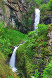 Cascata di Gorica Immagine Stock