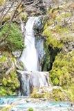Cascata di Gostilje Fotografia Stock