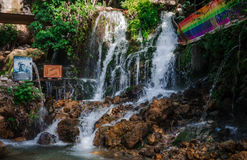Cascata di Harbiye a Antiochia Immagini Stock Libere da Diritti
