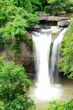 Cascata di Heo Suwat. Fotografie Stock