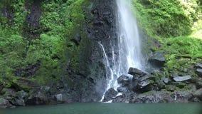 Cascata di Higashi-shiya nel Giappone stock footage