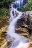 Cascata di Huay Kaew Fotografia Stock Libera da Diritti