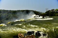 Cascata di Iguassu Fotografie Stock