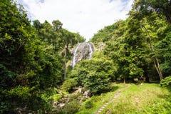 Cascata di Klonglan fotografie stock libere da diritti