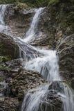 Cascata di Lainbach vicino a Kochel Fotografia Stock Libera da Diritti