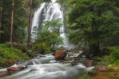Cascata di lan di Khong Fotografia Stock Libera da Diritti