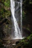 Cascata di Mok Fa, Chiang Mai Province, Tailandia del Nord Fotografia Stock Libera da Diritti