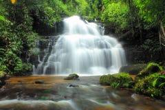 Cascata di Mundaeng Immagine Stock Libera da Diritti