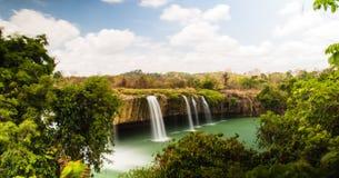 Cascata di Nur del Dray Fotografia Stock