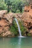 Cascata di Pego fare inferno vicino a Tavira fotografie stock libere da diritti