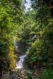 Cascata di Phliu Immagine Stock