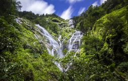 Cascata di pi Tu Kro Fotografie Stock