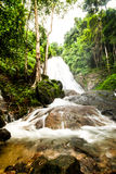Cascata di Punyaban fotografia stock