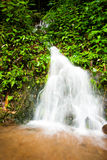 Cascata di Punyaban immagine stock