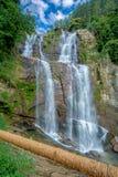 Cascata di Ramboda nello Sri Lanka Fotografia Stock