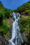 Cascata di Sarika in Tailandia Fotografia Stock Libera da Diritti