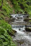 Cascata di Shipot Fotografia Stock