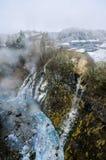 Cascata di Shirohige Immagini Stock