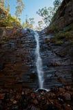 Cascata di Silverband nel parco nazionale di Grampians Fotografia Stock Libera da Diritti