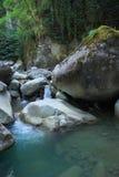 Cascata di Thagapsh Fotografia Stock