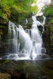 Cascata di Torc nella sosta nazionale di Killarney Fotografia Stock
